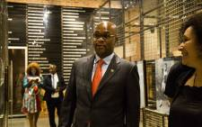 FILE: Minister of Arts and Culture Nathi Mthethwa walks through Apartheid Museum during Anti-Apartheid week 2018. Picture: Kayleen Morgan/EWN