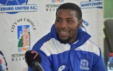 Former Maritzburg United assistant coach Mabhuti Khenyeza. Picture: @MaritzburgUtd/Twitter.
