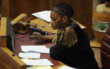 FILE: Chairperson of the National Council of Provinces (NCOP) Thandi Modise. Picture: GCIS.