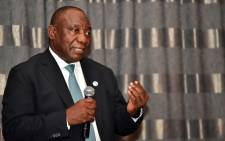 FILE: President Cyril Ramaphosa. Picture: GCIS