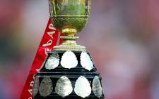 Currie Cup trophy.