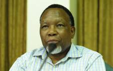 Deputy President Kgalema Motlanthe during Cabinet Lekgotla held at Sefako Makgatho Presidential Guest House. Picture: GCIS