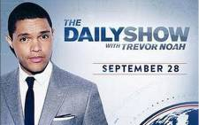The show, with Noah as the new host, airs in South Africa on comedy central tomorrow night .Picture: Trevor Noah Instagram