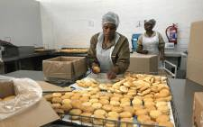 Dozens Bakery is a small family-run operation in Cape Town that provides baked goods to a wide range of customers. Picture: Monique Mortlock/EWN