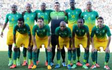 Bafana Bafana kick off their African Nations Championship campaign against Mozambique on Saturday. Picture: Facebook.com