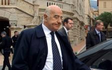 A file picture showing Brazilian billionaire Joseph Safra. Picture: AFP.