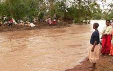 A Mozambican lodge manager says God guided him when he rescued stranded people.