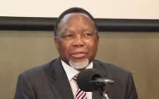 Kgalema Motlanthe says government continues to bring economic growth and innovation to South Africans. Picture: SAPA.
