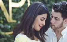 Priyanka Chopra and Nick Jonas. Picture: @nickjonas/Twitter