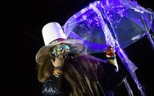 US singer-songwriter Erykah Badu performs in Johannesburg at DSTV food and music festival. Picture: Kayleen Morgan/EWN