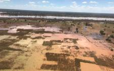 FILE: Houses, farms and crops were destroyed when Cyclone Idai hit Mozambique. Picture: Christa Eybers/EWN