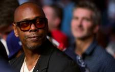 """In """"The Closer,"""" boundary-pushing mega-star Dave Chappelle responds to critics who have accused him of mocking transgender people. Picture: AFP"""
