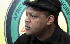 ANC member Pule Mabe. Picture: EWN.
