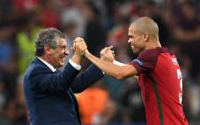 FILE: Pepe (R). Picture: @UEFAEURO.