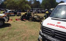 FILE: Joburg EMS says police will start escorting paramedics on the job where necessary.