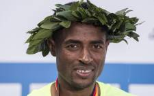 Kenenisa Bekele. Picture: AFP