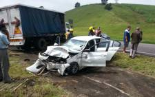 FILE: Provincial Traffic Chief Kenny Africa says driver fatigue and drivers taking unnecessary risks are listed among the biggest causes of fatal crashes. Picture: Jeff Wicks/iWitness.