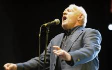 British singer Joe Cocker. Picture: AFP.