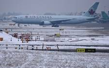 An Air Canada plane. Picture: AFP.