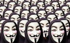 Anonymous Army Million Mask March. Picture: Facebook.