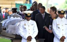 Madiba lying in state