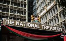 Kenya's National Treasury building is pictured in Nairobi, Kenya, on 14 June 2018. Picture: Supplied