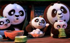 Kung Fu Panda 3 topped box office charts and added $21 million to its $69 million domestic haul. Picture: Facebook.