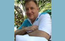 Oswald Düvel, A South African man killed in Thailand. Picture: Facebook.
