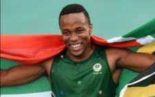 Akani Simbine. Picture: Supplied.