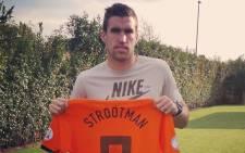 AS Roma's Dutch midfielder Kevin Strootman. Picture: Facebook.