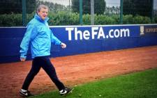 England manager Roy Hodgson. Picture: Facebook