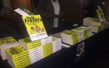 Onkgopotse JJ Tabane says he wrote 'Let's Talk Frankly' to stir up public discussion about the state of the nation. Picture: Monique Mortlock/EWN