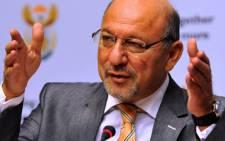 Minister in the Presidency Trevor Manuel. Picture: GCIS/SAPA