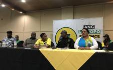 The ANC in Limpopo hosted a provincial Elections Manifesto Stakeholders' Forum on Saturday 1 September 2018 in Polokwane. Picture: Twitter/ @MYANC