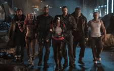 Suicide Squad cast. Picture: Facebook.