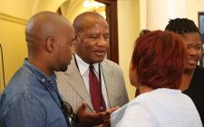 FILE: Jackson Mthembu. Picture: Bertram Malgas/Eyewitness News.