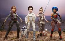A range of new action figures and dolls featuring the main female characters in the 'Star Wars' franchise will be released this year. Picture: starwars.com