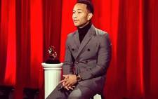 FILE: Singer John Legend. Picture: @JohnLegend/Instagram.