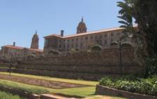 The Union Buildings in Pretoria. Picture: Reinart Toerien/EWN