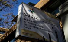 A South African Social Security Agency office in Pretoria. Picture: Kayleen Morgan/EWN