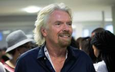 The founder of Virgin Group Richard Branson. Picture: EPA.