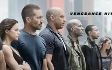 FILE: Fast and the Furious 7. Picture: Furious 7 FB