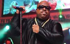 Recording artist CeeLo Green performs onstage at the 2016 Atlanta Celebrates The Tour Championship! At College Football Hall of Fame on September 19, 2016 in Atlanta, Georgia. Picture: AFP