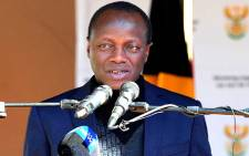 Public Service and Administration Minister Collins Chabane. Picture: GCIS