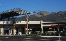 Paarl Shopping Centre in Cape Town. Picture: Facebook.com
