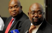 Minister of Public Works Thulas Nxesi. Picture: GCIS