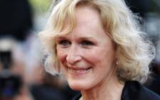 One of Hollywood's legendary actresses, Glenn Close. Picture: AFP