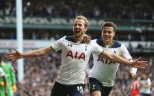 Tottenham Hotspur beatArsenal with second-half goals from Dele Alli and Harry Kane on Sunday to maintain their Premier league title challenge. Picture: Twitter @SpursOfficial