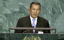Cambodian Prime Minister Hun Sen. Picture: United Nations Photo.