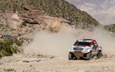 Dakar SA team are well aware of what they're up against in the next gruelling stage of the race.